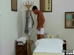 super hawt oriental boob massage
