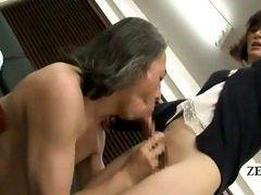 subtitled bottomless japanese newhalf teacher