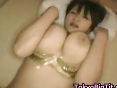 ayumi ayukawa pleasing oriental model receives