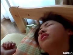 cute oriental orika nailed with tit discharged