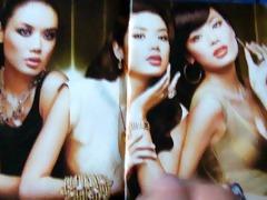 discharge for oriental 7 girls