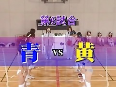 dilettante oriental angels play exposed basketball