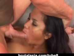 oriental hottie nakia ty acquires her bawdy cleft