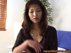 concupiscent japanese aged hotties engulfing