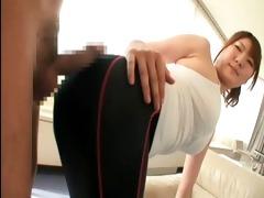 cumshots spandex assjob (part #0)