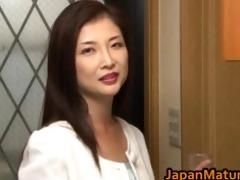 chisa kirishima older oriental lady shows part7
