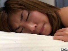 cute oriental school cutie ai nanase drilled hard!