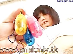 bust japanese creampie cutie receives filled