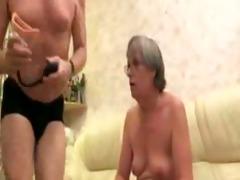 french tatooed granny fake penis sex -