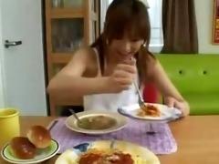 a matter of joke asian pair at home