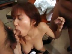 breasty oriental teacher