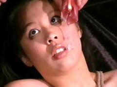 facial terror of the oriental tigerr