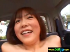 japanese beauties get fuck hard in wild places