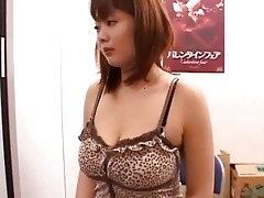 japanese av model forced to engulf