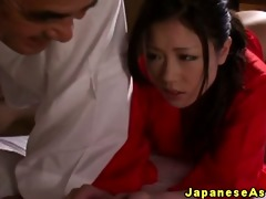 japanese non-professional whore using anal beads