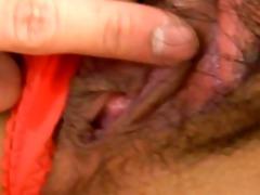 miniature japanese hooker enjoys anal group-sex
