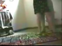 couple-floor-romp-video