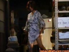 chisato shouda excellent older japanese part8