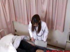 hawt japanese doctor has sex part0
