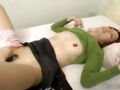 tomoe hinatsu is the sex toy for her large