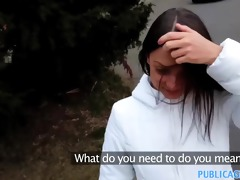 publicagent 69 year old russian cutie is drilled