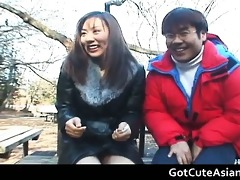 mana anzai in public and in act