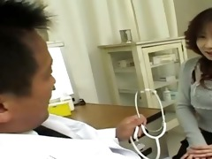 oriental doctor and asian anal