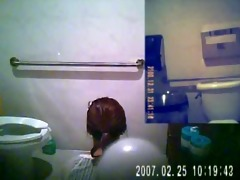 twin web camera series - hawt clerk in shorts,