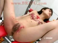 perverted oriental fetish girl-9