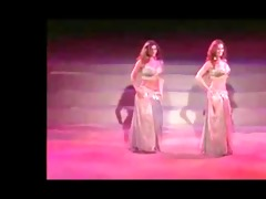 arabian stomach dancers