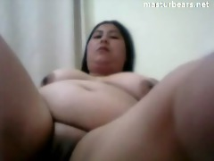 chinese big beautiful woman lili 69 in homemade