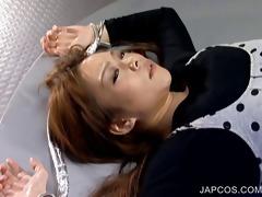 japanese serf teasing longing rod