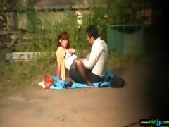 outdoor hardcore sex love oriental hot gal