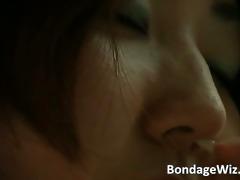 fondling that is fastened oriental brunettes