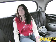 faketaxi breathtaking thief pays the price