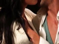 luxury oriental breasty hottie