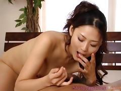 a sexy schlong engulfing pov style starring