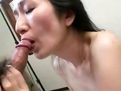 aged japanese nobue toyoshima wishes her body get