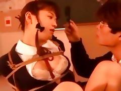 oriental schoolgirl domination