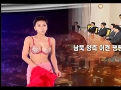 stripped news korea