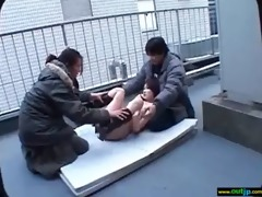 oriental hawt beauty love fucking outdoor vid-40