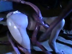 heavy tentacles share hawt oriental gal in office
