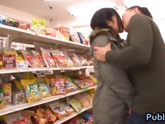 fucking in the supermarket makes sora part10