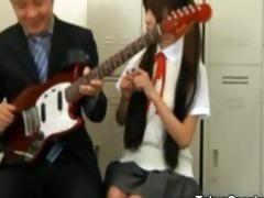 legal age teenager oriental uniform acquires hot