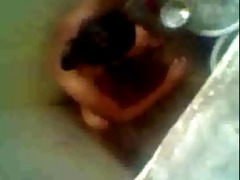 north indian hotty self filmed her bathing