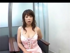 lets play a prank on large arse milf!!