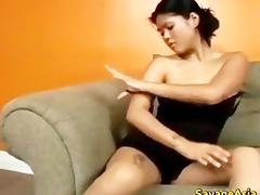 cum slurping asian hottie 6 by savageasia part2