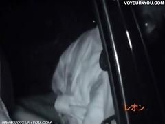 voyeur discharged car sex scenes