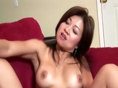 hot concupiscent oriental masseuse