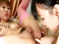 sexy japanese lesbos analfinger